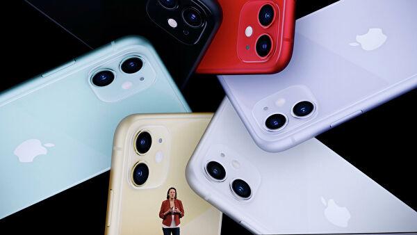 Безумный мир: Места в очередях за новыми iPhone 11 продают по цене до 500 тысяч рублей