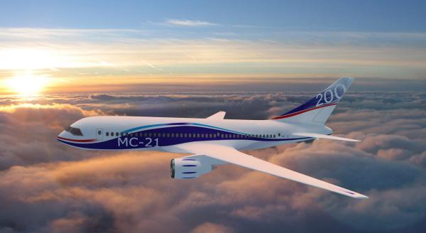 Новости: МС-21 совершил первый международный полет