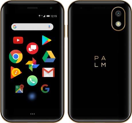 Новости: В продажу поступил мини-смартфон Palm