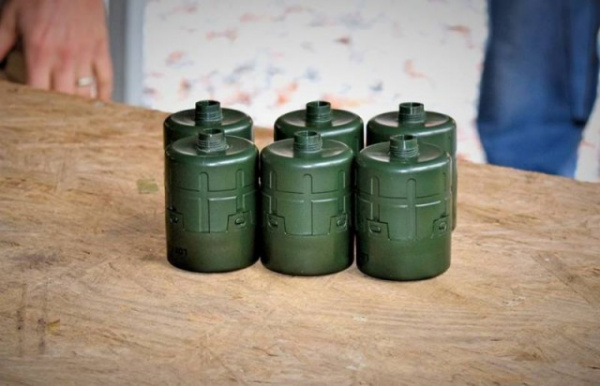 Война: В Норвегии разработали новую наступательную гранату