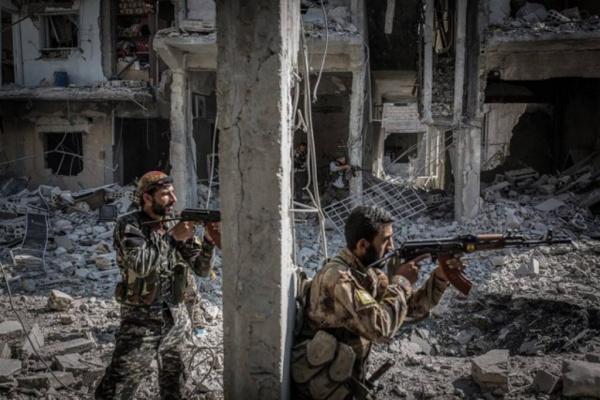 Война: Четыре года назад Россия вступила в сирийскую войну
