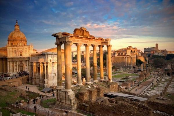 Интересное: Римляне говорили на латыни, откуда взялся итальянский язык?
