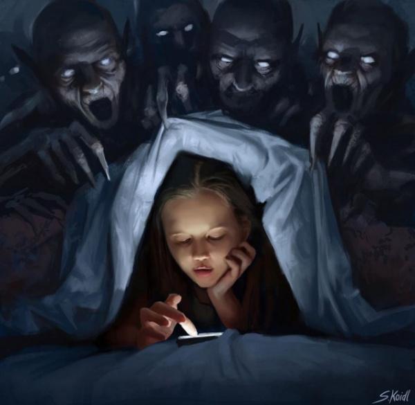 Картинки: Треш, ужас и другая дичь