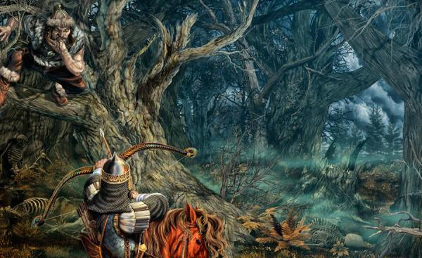 История: Существа из древнеславянских легенд
