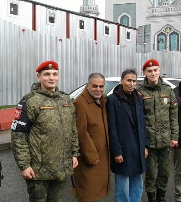 Блог djamix: Ливийские просители