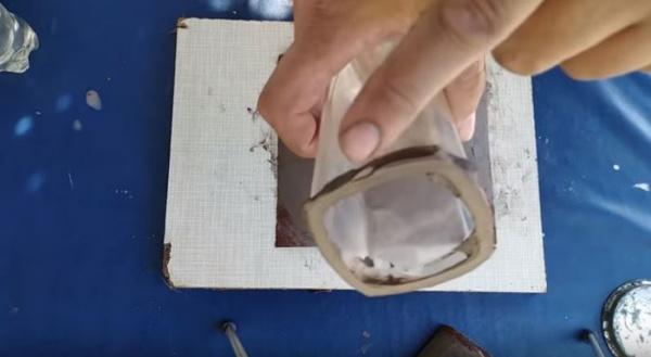 Полезные советы: Делаем бокалы из старых бутылок