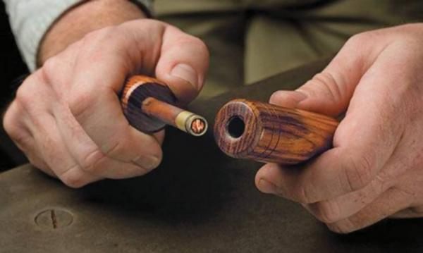 Интересное: Простейшая древняя зажигалка