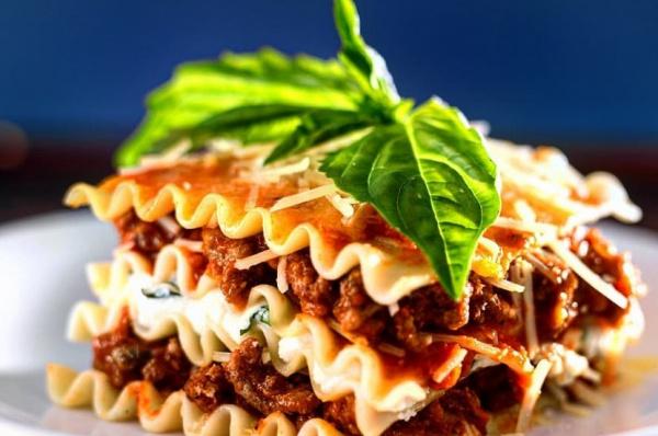Полезные советы: Рецепты классической и вегетарианской лазаньи