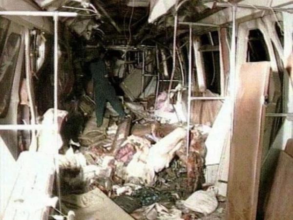 История: Трагедия в бакинском метро