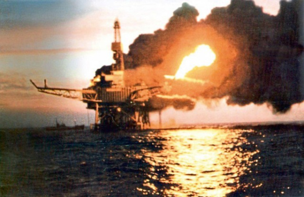 Происшествия: Ад на платформе Piper Alpha
