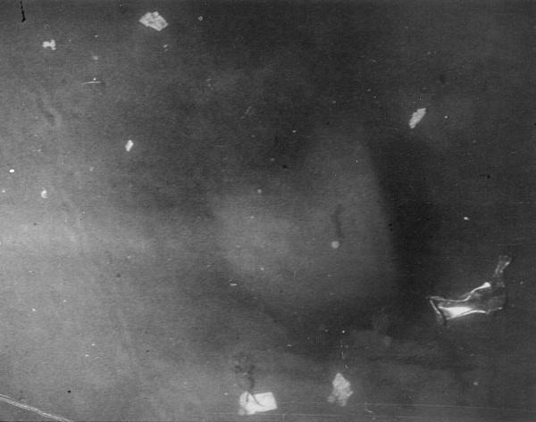 История: Гибель подводной лодки *Трешер*
