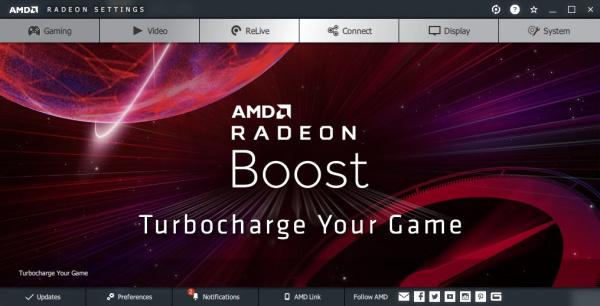 Технологии: По слухам, AMD Adrenalin 2020 Edition принесёт с собой функцию Radeon Boost
