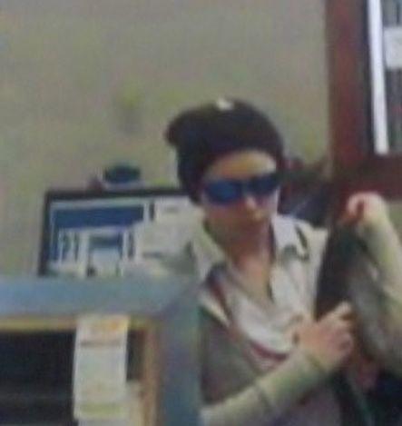 Криминал: Самая тупая грабительница банка