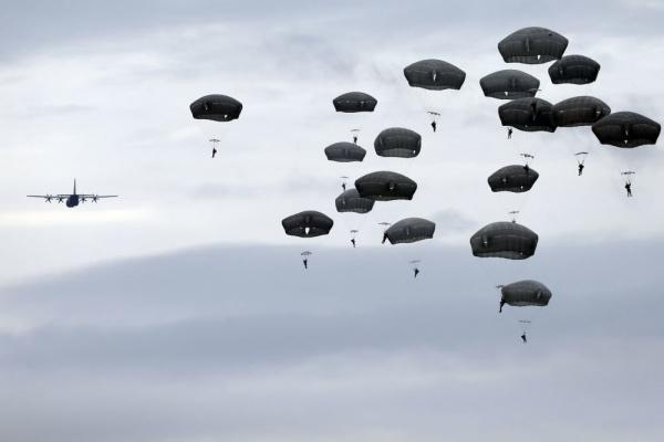 Происшествия: Спецназ ВВС США прекратил все тренировки после гибели двух своих бойцов