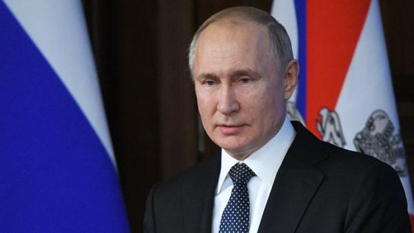 Политика: Путин назвал сволочью поддерживавшего Гитлера в 1938 году посла Польши