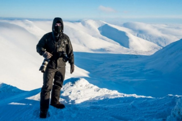 Интересное: Как одеваются полярники