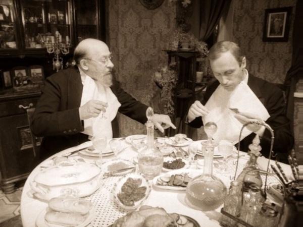 Полезные советы: Чем закусывал профессор Преображенский?