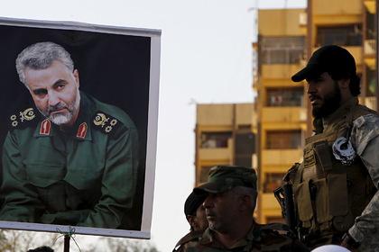 Война: При обстреле Багдада погиб генерал элитного иранского спецназа