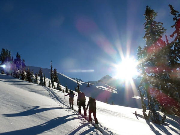 Полезные советы: Правила безопасности в горах от профессионалов