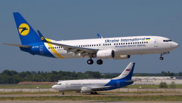 Происшествия: Украинский лайнер со 180 пассажирами упал у тегеранского аэропорта