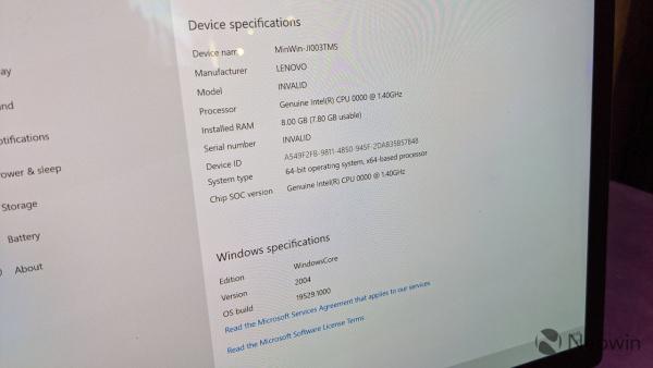 Технологии: Первый взгляд на Lenovo ThinkPad X1 Fold под управлением Windows 10X