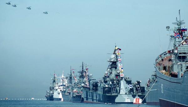 Украина: Украинский эксперт заявил, что у России нет надводного флота