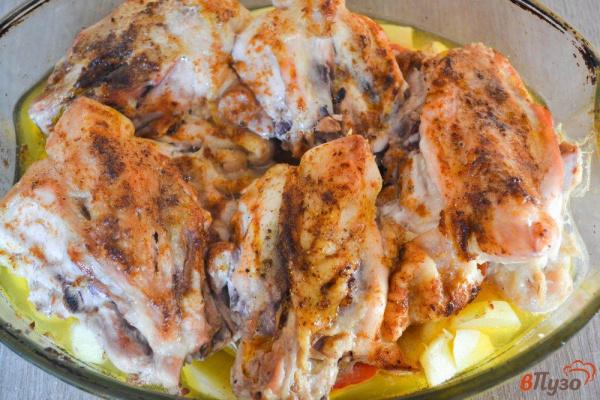 Полезные советы: Куриные спинки в духовке