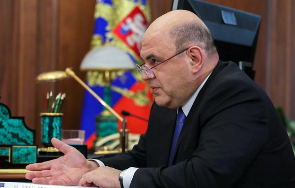 Политика: Путин внес в Госдуму кандидатуру главы ФНС России Михаила Мишустина на должность премьер-министра