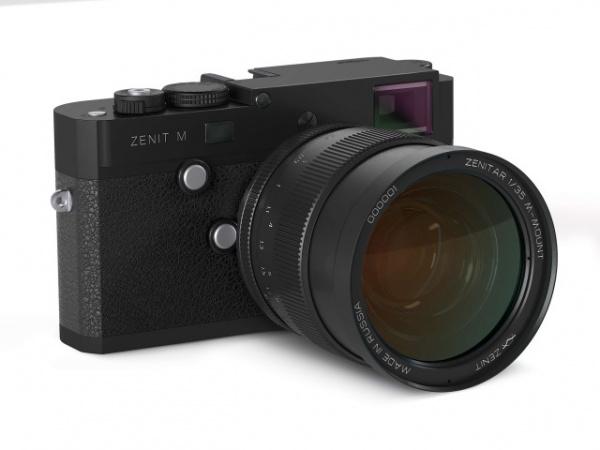 Интересное: В России стартовали продажи нового фотоаппарата Зенит М