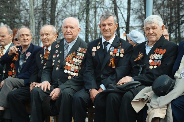 Новости: Ветеранам войны выплатят по 75 тысяч рублей к 75-летию Победы