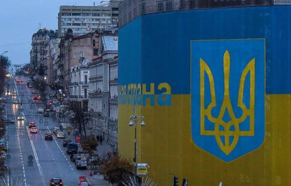 Украина: Лондон включил тризуб в список экстремистских изображений