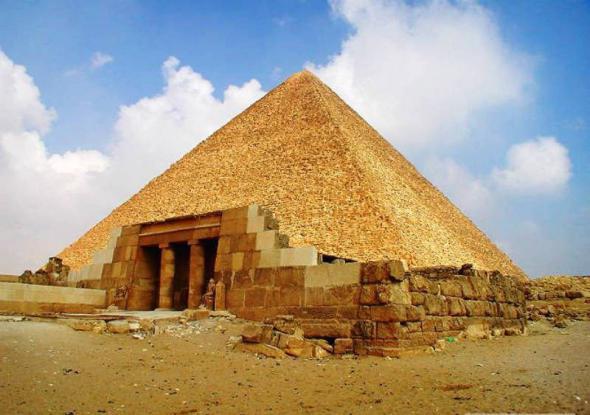 Интересное: Мифы и факты о пирамиде Хеопса