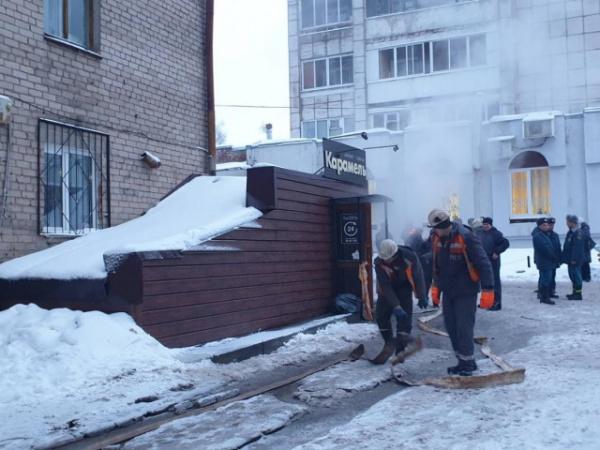 Происшествия: В Перми в хостеле Карамель из-за прорыва трубы отопления погибли 5 человек