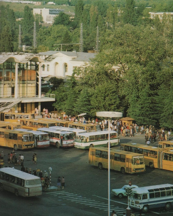 Блог djamix: Сочи 80-х годов