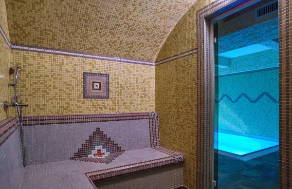 Реклама 4: Турецкая баня – удовольствие и польза для взрослых и детей