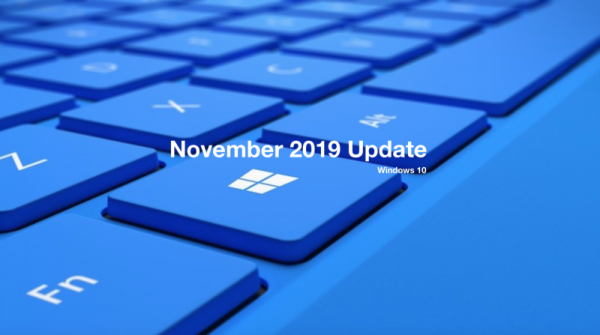 Технологии: Windows 10 November 2019 Update теперь доступен для всех юзеров