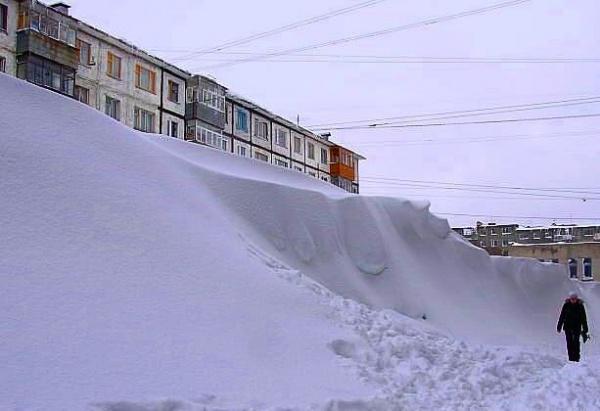 Природа: Русская зима