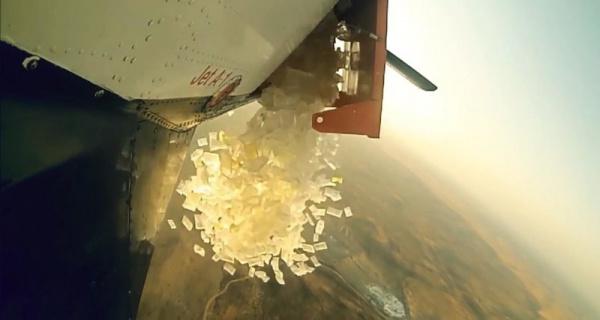 Интересное: Тушить пожары предложили пакетиками с водой