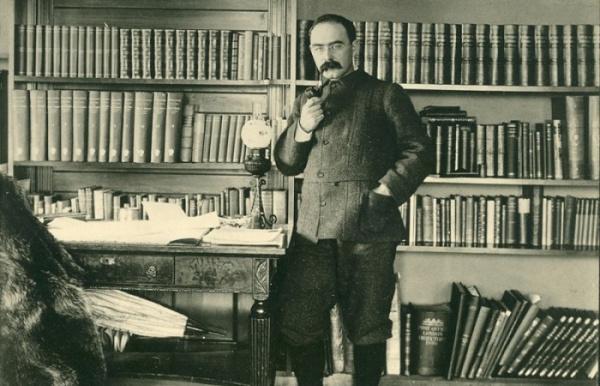 Личность: Интересные факты о Редьярде Киплинге