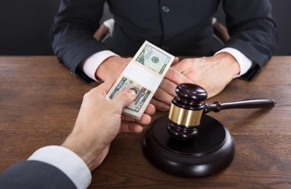 Коррупция: Как воруют в *непогрешимых* США