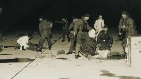 Терроризм: Бойня на Мальте 24 ноября 1985 г. - черный день борьбы с терроризмом