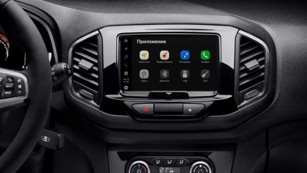 Новости: АвтоВАЗ начал выпускать новую XRAY Cross Instinct