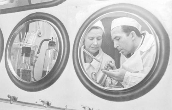 История: Как в 1960 году Москва чуть не вымерла от чёрной оспы