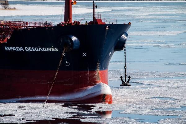 Интересное: История корабельных якорей