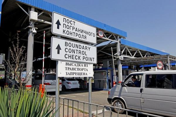 Адлер: Россия закрыла границу с Абхазией