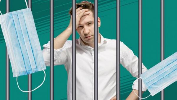 Новости: Закон об уголовной ответственности за нарушение карантина и лишении свободы до пять лет за фейки о коронавирусе