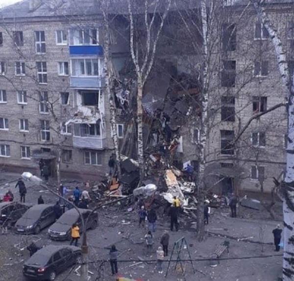 Происшествия: В жилом доме в Орехово-Зуево произошел взрыв, предположительно, газа