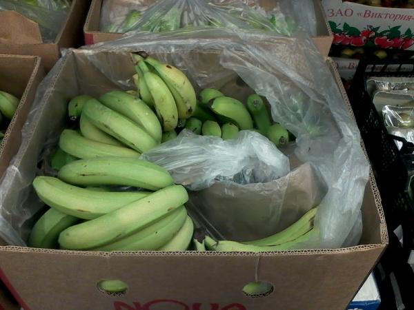 Интересное: Бананы в Советском Союзе