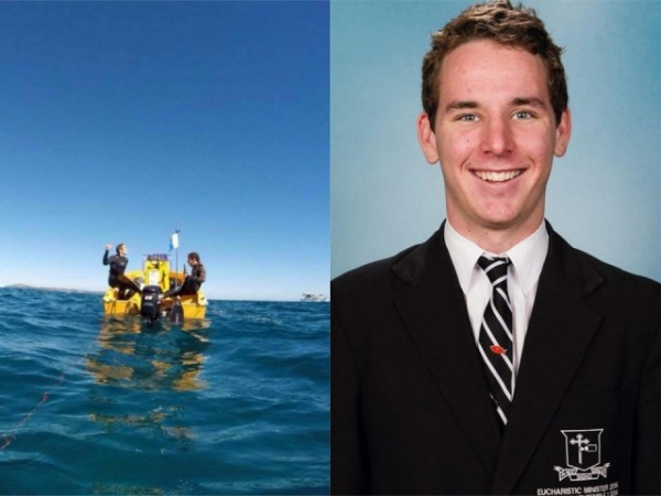 Происшествия: Парень исполнил мечту, став смотрителем дикой природы, но в первую же неделю стал едой для акулы