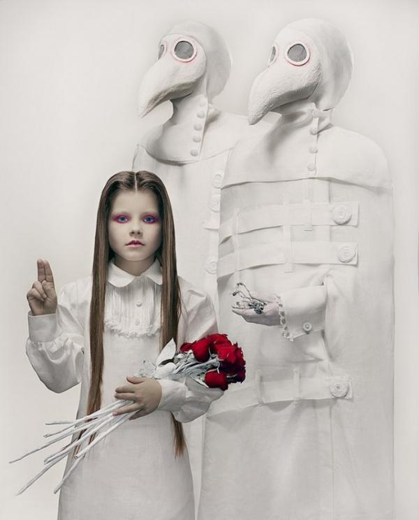 Безумный мир: Питерский фотограф Андрей Кеззин